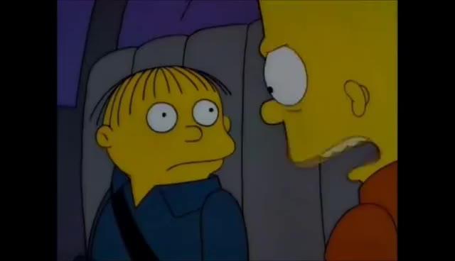 Watch Se van a morir todos! / Necesito un alma, cualquiera, la tuya! - Los Simpson GIF on Gfycat. Discover more related GIFs on Gfycat