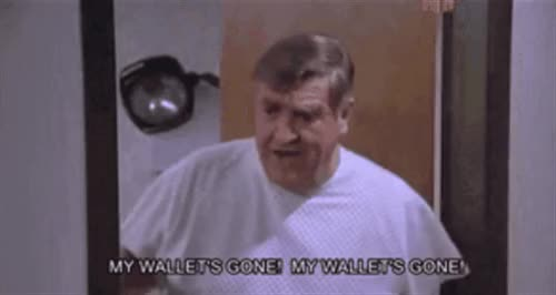 Watch and share Seinfeld - Morty GIFs on Gfycat
