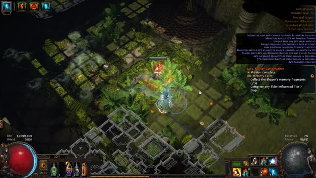 Interesting Syndicate Fortress