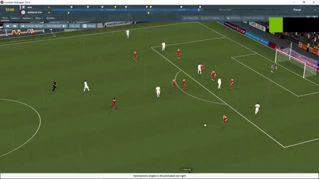 Watch and share Football Manager 2019 2019.03.21 - 15.51.21.01 GIFs on Gfycat
