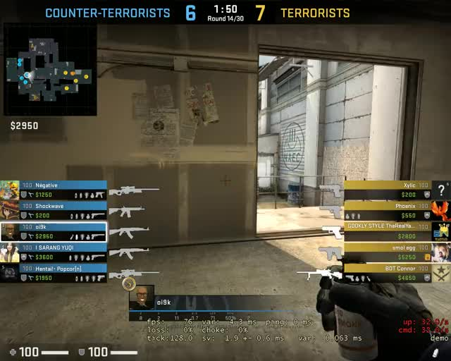 Watch Counter-strike Global Offensive 2019.03.10 - 17.19.39.01 GIF on Gfycat. Discover more CS:GO, GlobalOffensive GIFs on Gfycat
