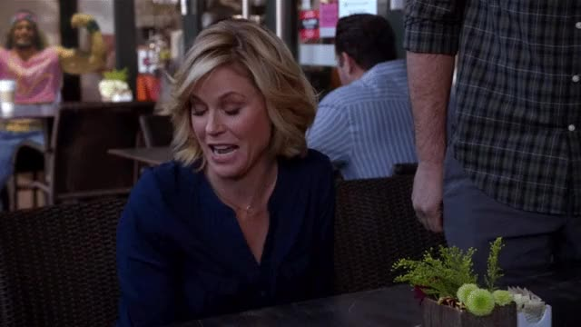 Watch this fire GIF by @reactionclub on Gfycat. Discover more Julie Bowen, fire GIFs on Gfycat