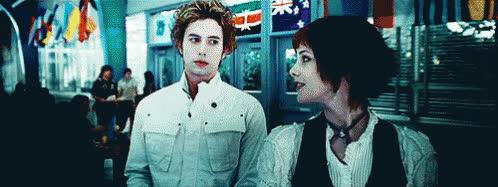 Jasper Hale Alice Cullen Twilight GIFs