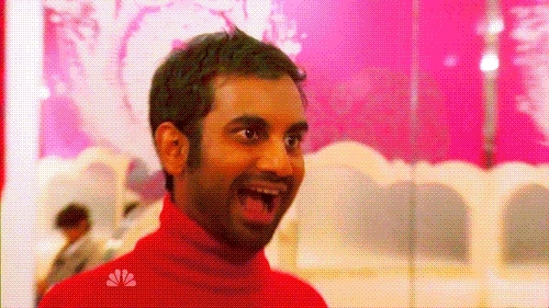 Aziz Ansari,  GIFs