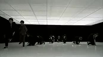 Watch and share Super Junior Mv Gif GIFs and Kyuhyun Being Boss GIFs on Gfycat