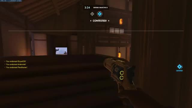 Watch and share Overwatch GIFs and Mccree GIFs by 122overwatch on Gfycat