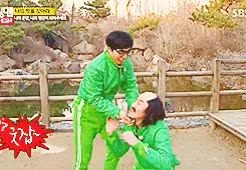 Watch Good boy~ Good boy~ GIF on Gfycat. Discover more *, i really love this couple sobsssss, jaesuk, kwangsoo, lee kwangsoo, running man, yoo jaesuk GIFs on Gfycat