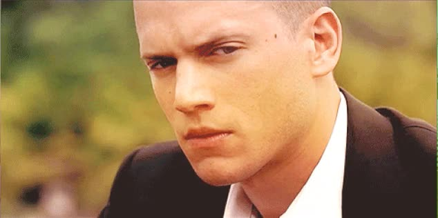 Watch and share Wentworth Miller GIFs on Gfycat