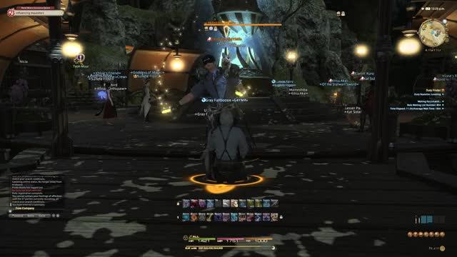 Watch and share Gridania GIFs and Ffxiv GIFs by princepaulo23 on Gfycat