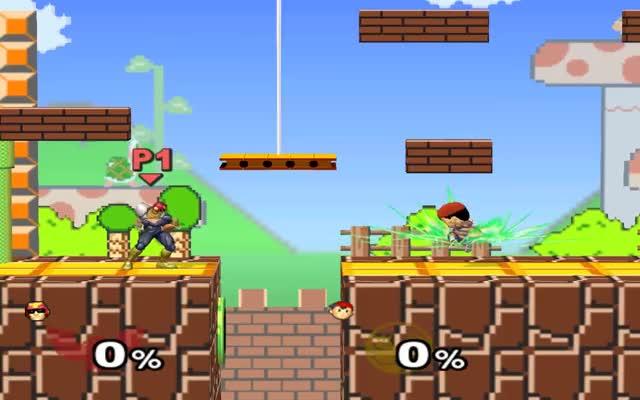 Watch and share PK Flash VS Bricks GIFs on Gfycat