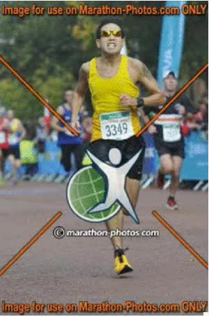 Watch Sprinting for the line at the Cardiff Half Marathon 2015 GIF on Gfycat. Discover more related GIFs on Gfycat