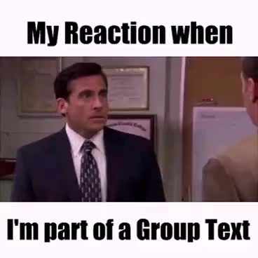 Watch and share Group Text Chat = Annoying GIFs on Gfycat