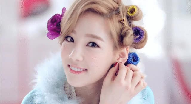 Watch and share Snsd Taeyeon Cute GIFs on Gfycat
