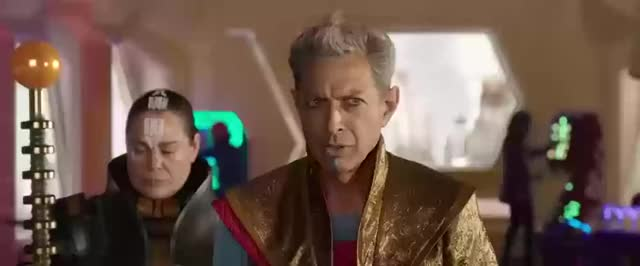 Watch this marvel GIF on Gfycat. Discover more jeff goldblum, marvel, thor ragnarok GIFs on Gfycat