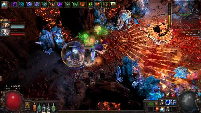 Watch and share Pathofexile GIFs by bulbik on Gfycat