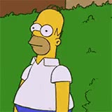 Watch and share Homer Simpson Bush GIFs on Gfycat