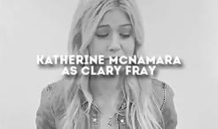 Watch and share Katherine Mcnamara GIFs and Dominic Sherwood GIFs on Gfycat