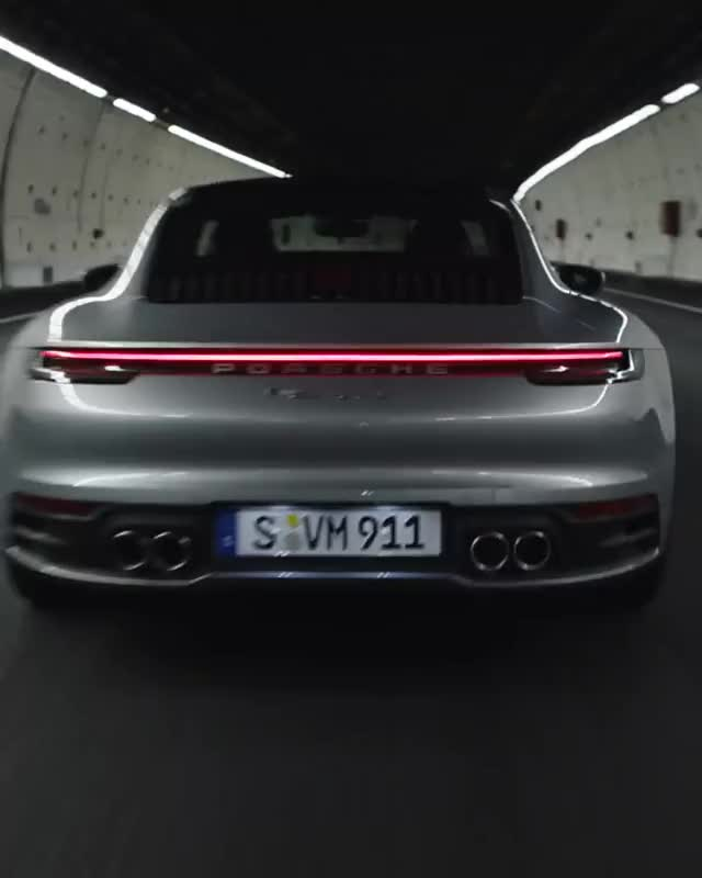 Watch and share Ready To Drive Into The Future? The Eight Generation Of The Porsche 911 Gets ... GIFs by Ice Cream Goya 55009 on Gfycat