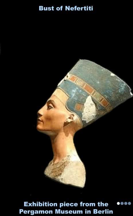 Watch and share Nefertiti Crossfade GIFs on Gfycat