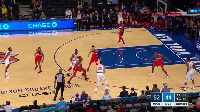 Watch and share New York Knicks GIFs and Basketball GIFs by skdro20 on Gfycat