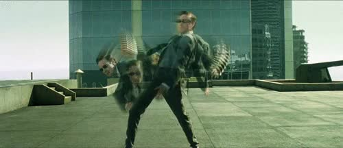 Watch and share The Matrix Bullet Dodge GIFs on Gfycat