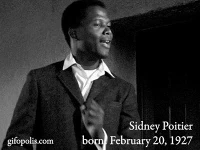 Watch and share Sidney Poitier GIFs and Gifopolis GIFs by gifopolis on Gfycat