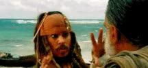 Watch and share Jack Sparrow GIFs on Gfycat