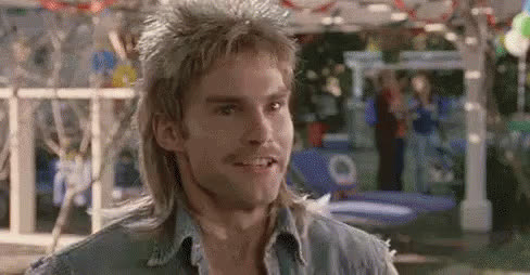 awesome, mullet, old school, sean william scott, success, victory, yes, Sean William Scott Old School GIFs