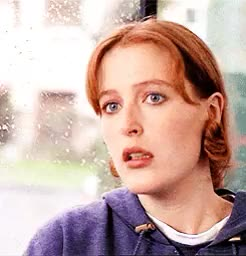 Watch this trending GIF on Gfycat. Discover more Gillian Anderson, Scully, The X Files, colony, dana scully, david duchovny, fox mulder, gif, gillian anderson, lea, mulder, scully, season two, the x files, x files GIFs on Gfycat