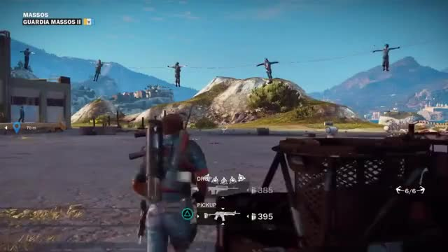 Watch Just Cause 3 - Puppets GIF by @akbreezy on Gfycat. Discover more JustCause, just cause 3, playstation 4 GIFs on Gfycat