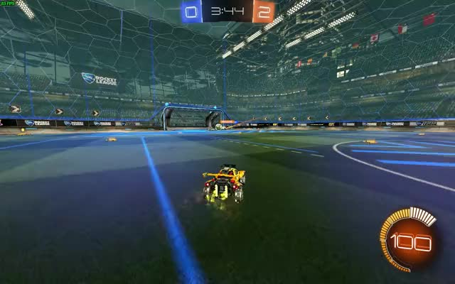 Watch and share Rocket League GIFs and Ceiling GIFs by the_lonewolf on Gfycat