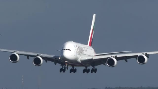 Watch and share Crosswind Landing GIFs and Airbus A380 GIFs on Gfycat