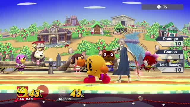 Watch and share Smashbros GIFs and Pacman GIFs by duckduckpony on Gfycat