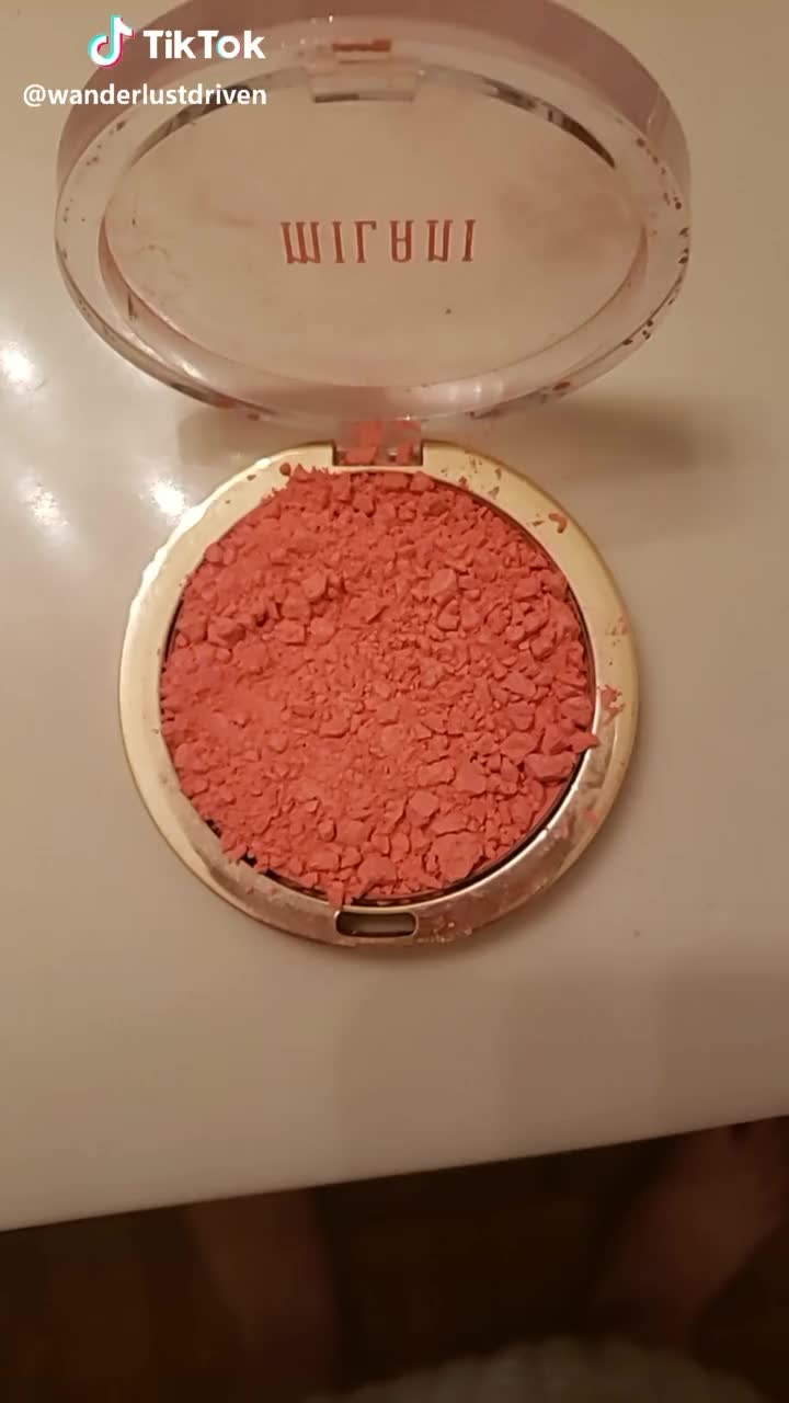 blush, foryou, help, repair, How to fix a broken blush #repair #blush #help #foryou GIFs
