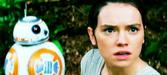 Watch and share Daisy Ridley GIFs on Gfycat