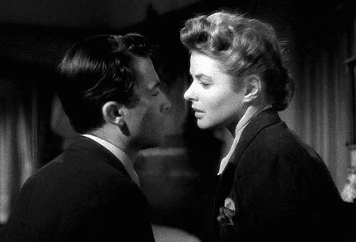 Watch and share Ingrid Bergman GIFs on Gfycat