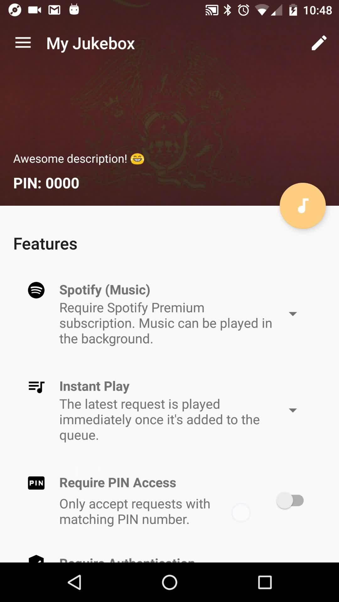 androidapps, Jukebox Playlist GIFs