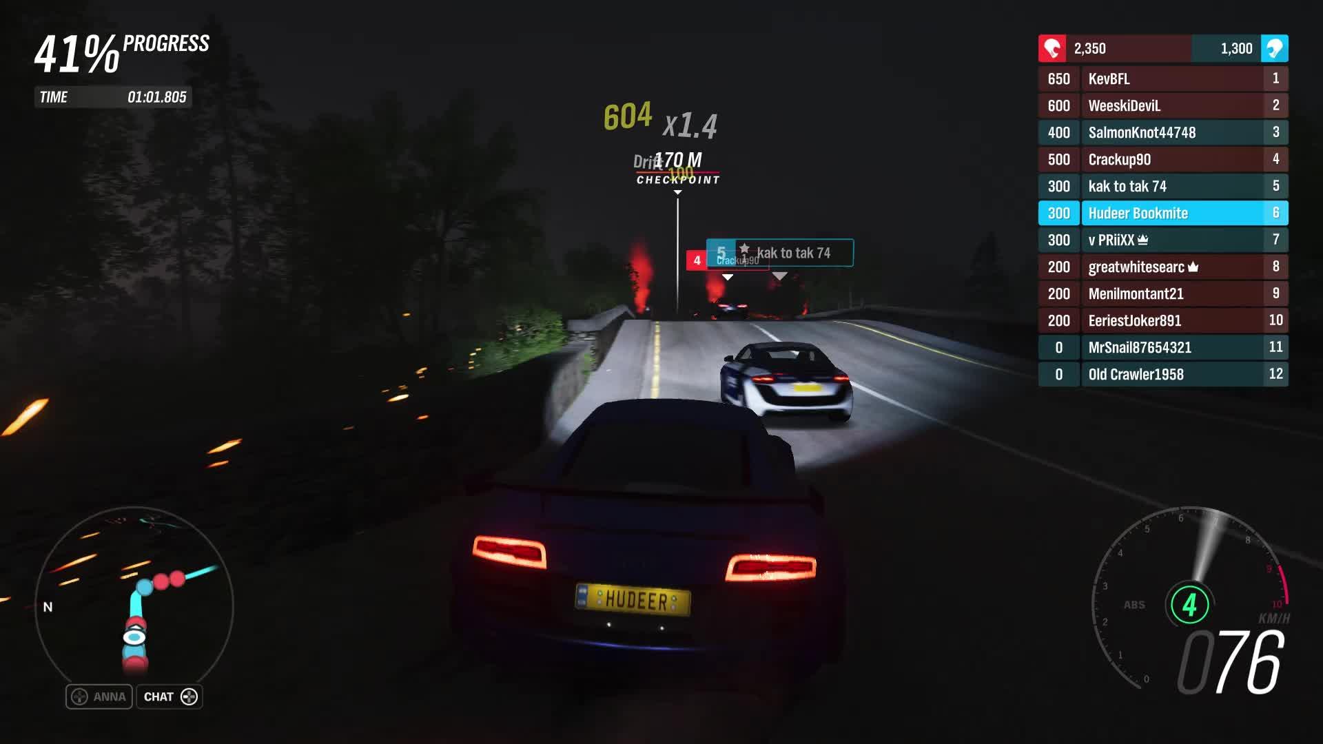 Forza Horizon 4, duck! GIFs