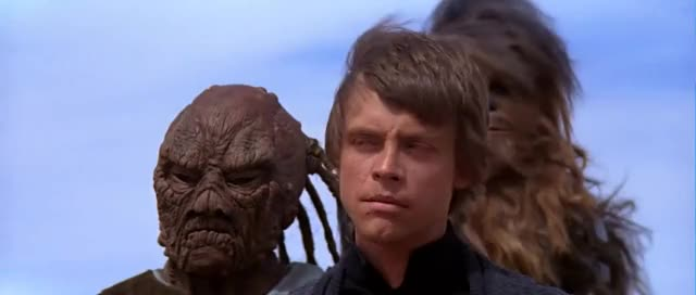 Watch and share Star Wars Return Of The Jedi GIFs on Gfycat