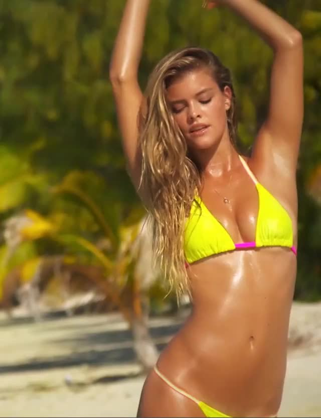 Watch and share Nina Agdal GIFs and Swimsuit GIFs by Geez Dude on Gfycat