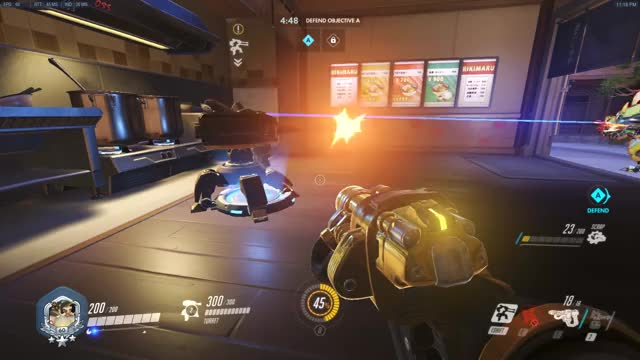 Watch Torbjorn Turret Does not pick up Medpacks 1 GIF by @featherfallen on Gfycat. Discover more related GIFs on Gfycat