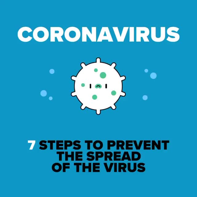 Watch and share How To Stop Coronavirus Spread GIFs by Gif-vif.com on Gfycat