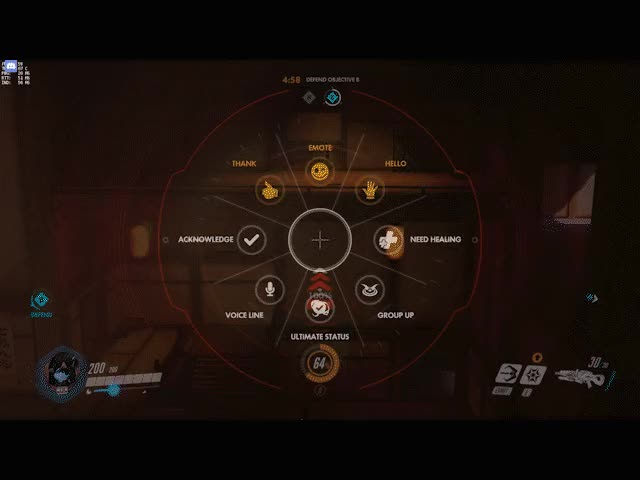 Watch and share Overwatch GIFs and Headshot GIFs on Gfycat