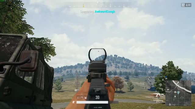 Watch and share Vlc-record-2018-01-13-21h03m55s-PLAYERUNKNOWN GIFs on Gfycat