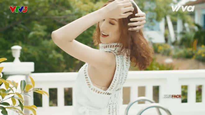 Điểm lại những biểu cảm đắt giá của Top 10 The Face trong thử thách diễn xuất MV ca nhạc