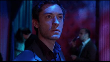 Watch and share Jude Law GIFs on Gfycat