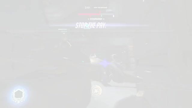 Watch and share Overwatch GIFs and Hanzo GIFs by Parrapio on Gfycat