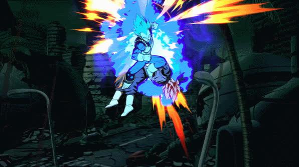 DBFZ, Dragon Ball, Dragon Ball FighterZ - Montage GIFs