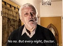 Watch moose GIF on Gfycat. Discover more 1k, 2k, david tennant, doctor who, dw edits, dw gifs, journeys end, my edits, my gifs, the doctor, wilfred mott GIFs on Gfycat