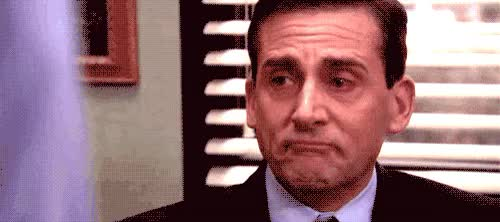 Watch this frown GIF by Reaction GIFs (@sypher0115) on Gfycat. Discover more Steve Carell, frown, sad, unhappy GIFs on Gfycat